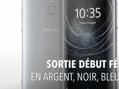 Sony Xperia XA2 Ultra : présentation de la phablette dédiée aux selfies
