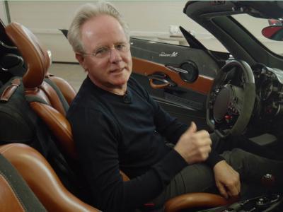 Horacio Pagani : l'appel de la passion automobile