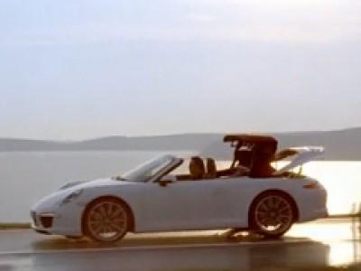 Porsche 911 Carrera Cabriolet (type 991)