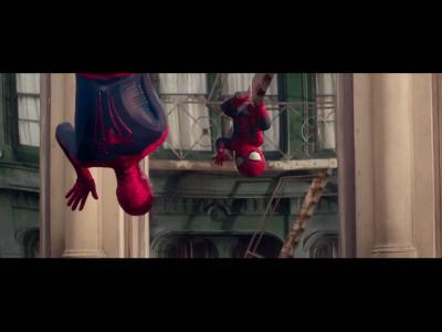Spider Man pour Evian, hilarant !