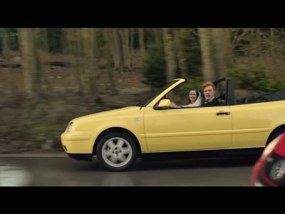 Volkswagen joue la carte de la nostalgie dans son nouveau clip