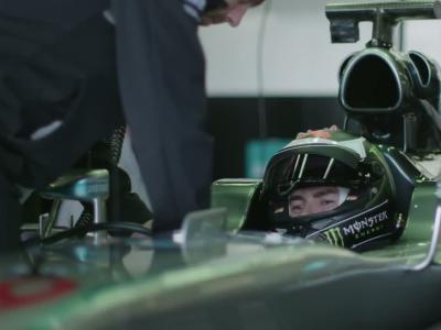 Jorge Lorenzo s'essaie à la Formule 1