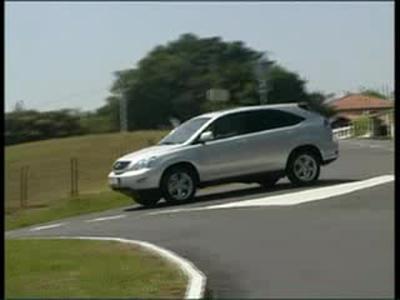Essai Lexus RX 300