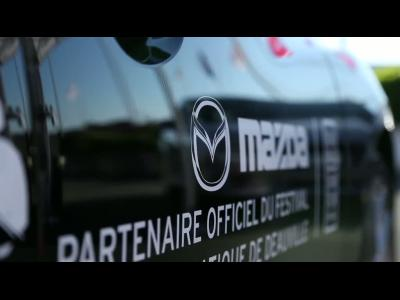 Mazda, partenaire du Festival du Film Asiatique de Deauville