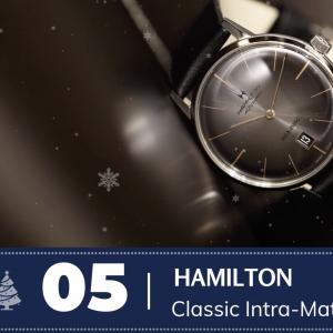#5 Hamilton Classic Intra-Matic Auto