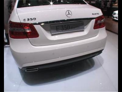 Reportage Mercedes Classe E