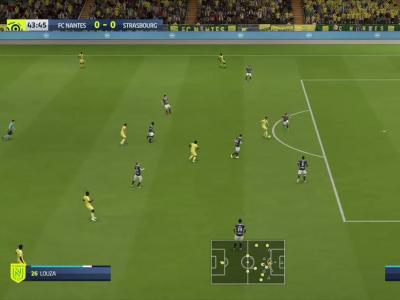 FIFA 20 : notre simulation de FC Nantes - RC Strasbourg (L1 - 38e journée)