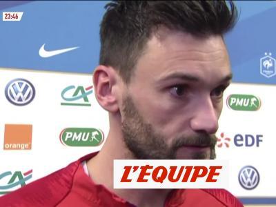 Équipe de France - Lloris : « Je suis contre l'arrêt des matches »