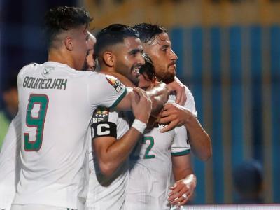 CAN 2019 : le résumé et les buts d'Algérie - Kenya en vidéo !