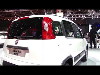 Fiat Panda 4x4 - Mondial 2012