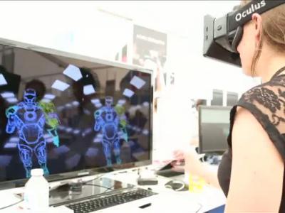 Réalité augmentée : Oculus Rift et T-Glasses