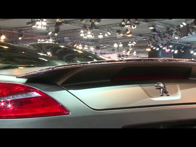 Peugeot RCZ-R Concept - Mondial 2012