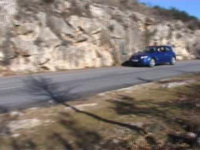 Essai Renault Mégane II