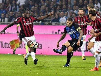 Milan - Inter : ça chauffe entre les deux clubs