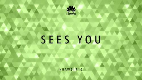 Huawei P10 : teaser avant la présentation barcelonaise du 26 février 2017