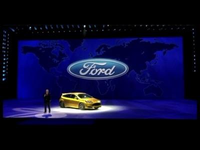 Détroit 2011 : Ford Focus