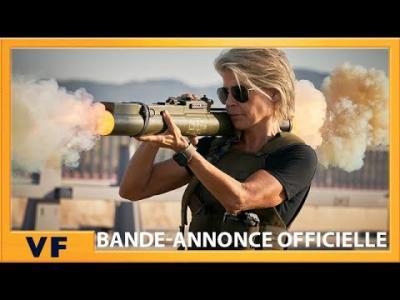 Terminator : Dark Fate : 1ère bande-annonce pour le retour de Sarah Connor (VF)