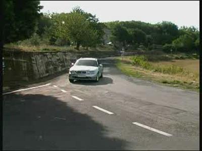 Essai Rover 75 Tourer