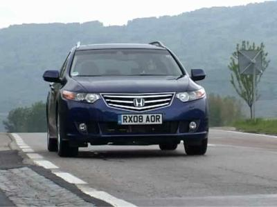 Essai Honda Accord Tourer 2.2 i-DTEC