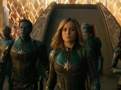 Captain Marvel - La bande-annonce