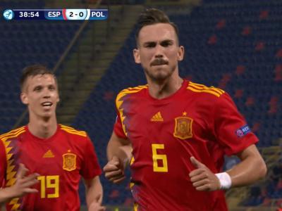 Euro Espoirs : le résumé et les buts d'Espagne-Pologne en vidéo !