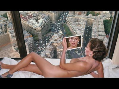 Exposition Helmut Newton au Grand Palais