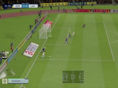 Hellas Verona FC - Lazio Rome : notre simulation FIFA 20 (Serie A - 36e journée)