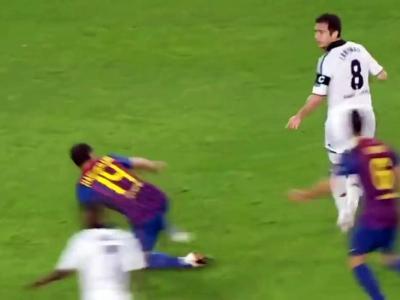 Souvenir du jour : le magnifique but de Ramires face au Barça