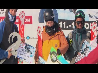 Kaunertal Opening : à 15 ans il rafle toutes les récompenses en ski freestyle