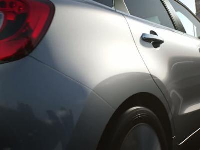 Premier teaser pour la Suzuki Baleno