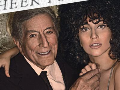 Vidéos : Tony Bennett, Lady Gaga - Anything Goes