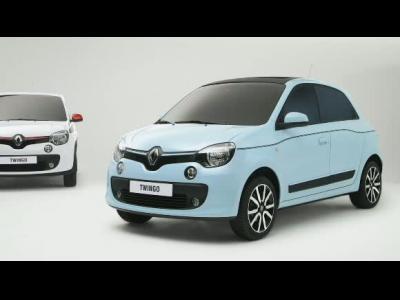 La nouvelle Renault Twingo en vidéo