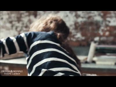 Ralph Lauren Denim & Supply Lookbook Printemps/Eté 2012