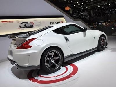 Genève 2013 : Nissan 370Z Nismo