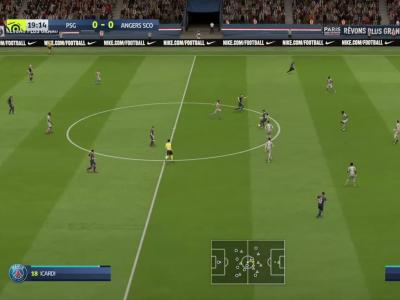 L1 - 6ème journée : notre simulation FIFA 20 de PSG - Angers SCO