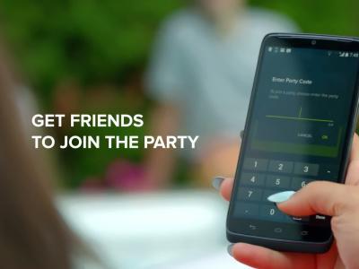AmpMe : vidéo officielle de présentation de l'application iOS et Android (VO)