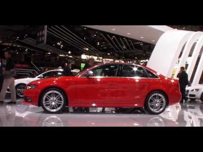 Reportage Audi S4
