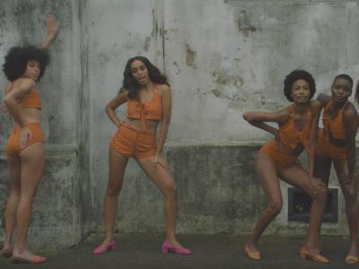 Solange - Don't touch my hair