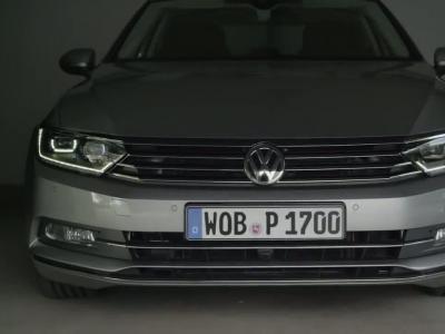 La nouvelle Volkswagen Passat en vidéo