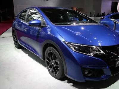 Mondial Auto 2014 : Honda Civic