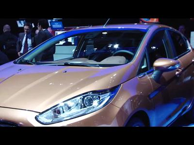 Ford Fiesta Restylée - Mondial 2012