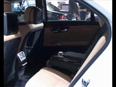 Reportage Mercedes S400 Hybride