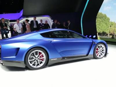 Mondial Auto 2014 : Volkswagen XL Sport