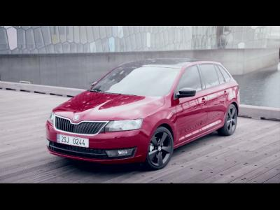 Essai Skoda Rapid Spaceback