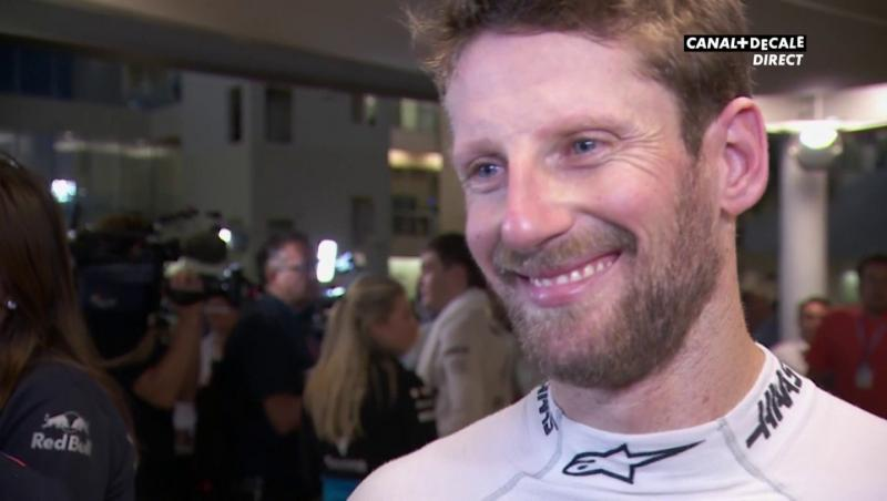 Grosjean analyse sa saison catastrophique