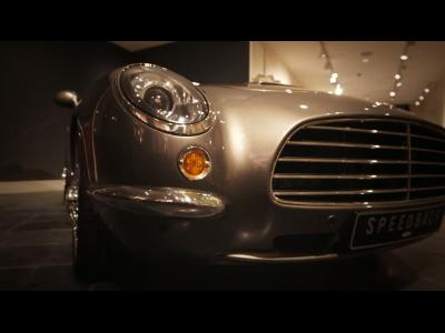 Speedback : le fantasme néo-rétro de David Brown