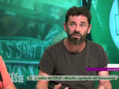 ASSE : l'edito de Laurent Hess sur le début de saison de Jessy Moulin