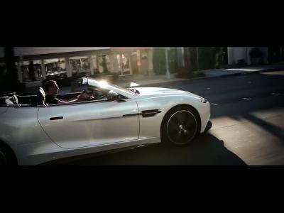 Petite virée en Aston Martin Vanquish Volante, sur les routes de Palm Springs en Californie