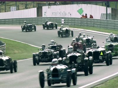 « Figaret partage la passion du Mans Classic »