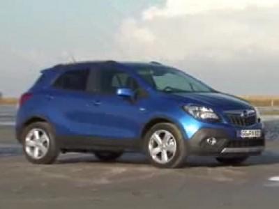Essai Opel Mokka 1.7 CDTI 130 Cosmo